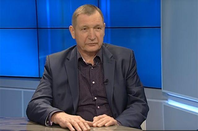 Александр Онучин.