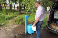 С октября 2015 года у горожан образовался долг в 9 млн руб. за пользование колонками водоснабжения.