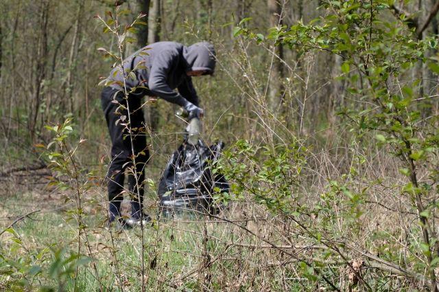 В Калининграде до 30 апреля продолжится уборка территорий