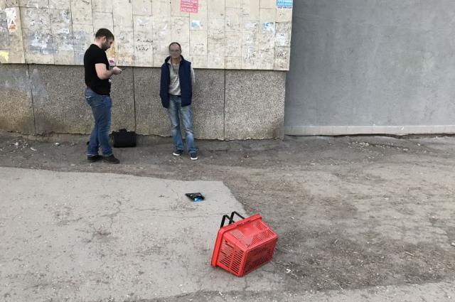 В Саратове оренбургские полицейские в командировке задержали вора