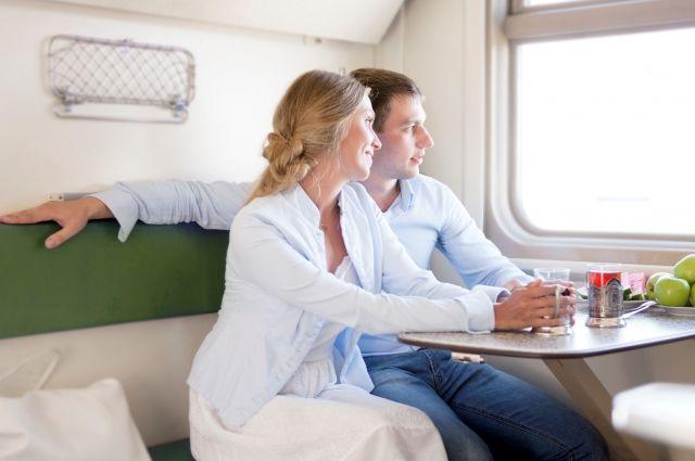 На майские из Москвы в Калининград назначены дополнительные поезда
