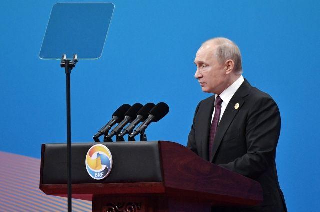 Необходимо выработать ответ навведение односторонних санкций— Путин