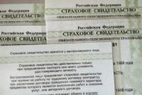 В России отменяются зеленые карточки пенсионного страхования.
