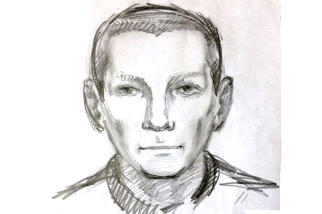 По описанию потерпевшей составили фотопортрет подозреваемого.
