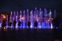 Фонтан «Театральный» несколько лет радует пермяков и гостей краевой столицы.