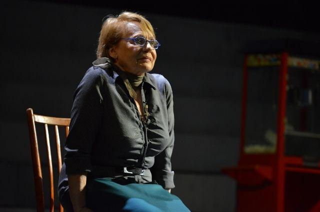 Валерия Прокоп в спектакле