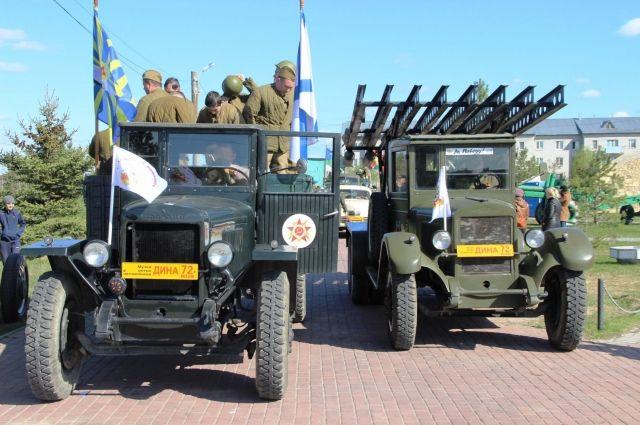 Участниками автопробега, посвященного Дню Победы станут пять тысяч тюменцев