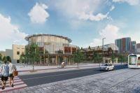 Согласно проекту планируется построить жилого комплекса с домами  в 4 и 8 этажей, сквер с оранжереей и много других объектов