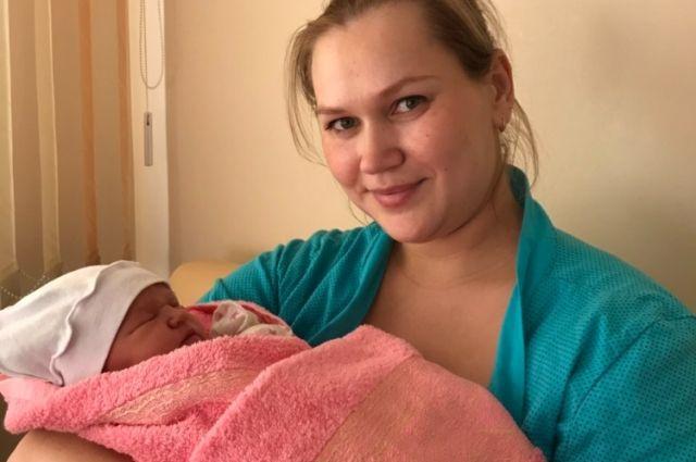 Юбилейная Марьяна: в роддоме на ул. 8 Марта родился 300-тысячный малыш