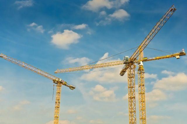 Строительство осуществлялось с привлечением денежных средств граждан.