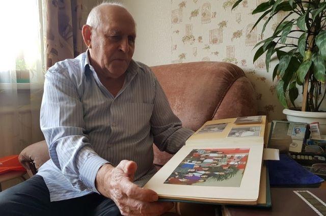 Годы, проведенные за Полярным кругом, Анатолий Мамычев считает лучшими в жизни.