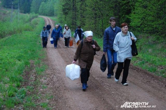 С 30 апреля оренбургские дачники смогут добираться до своих участков на общественном транспорте.