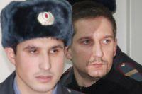 Бывший начальник ОВД «Царицыно» Денис Евсюков.