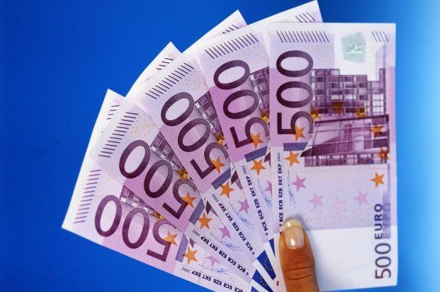ВЕС навсе 100% закончили выпуск банкноты в500евро