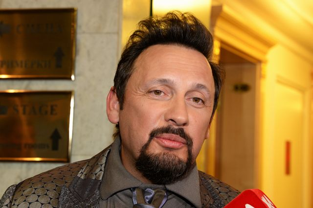 Стас Михайлов.