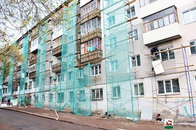В Тюмени отремонтируют многоквартиники