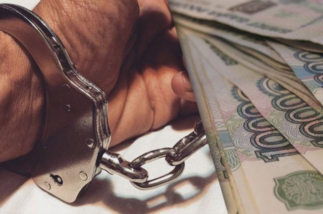 В Оренбурге в магазине задержан грабитель.