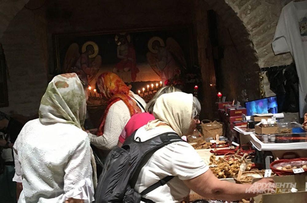 Паломники в Иерусалиме.