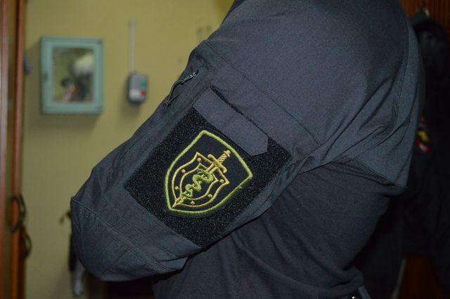 Новосибирские спецназовцы провели показательные выступления для студентов Сибирского института управления.