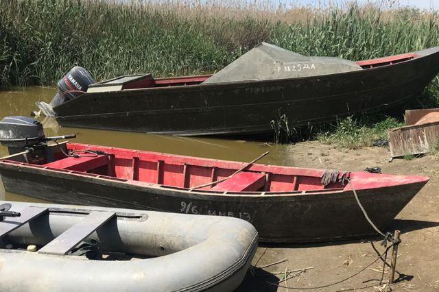 Семь человек вели незаконную охоту на водоплавающую дичь