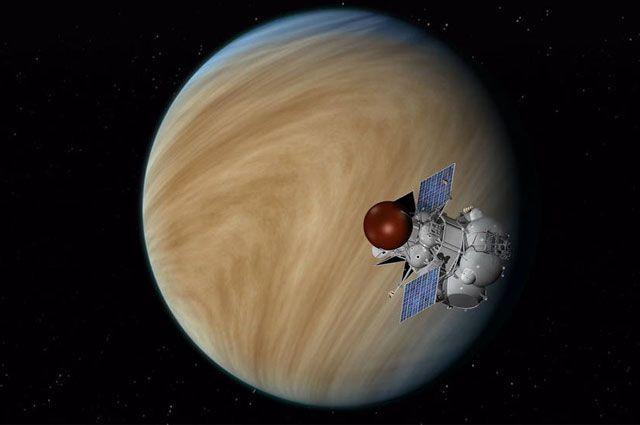 Сейчас обсуждается вопрос совместного проекта России и Америки по исследованию поверхности, облаков и атмосферы Венеры.
