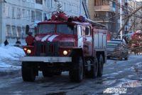 Пожарные справились с огнём за 20 минут.