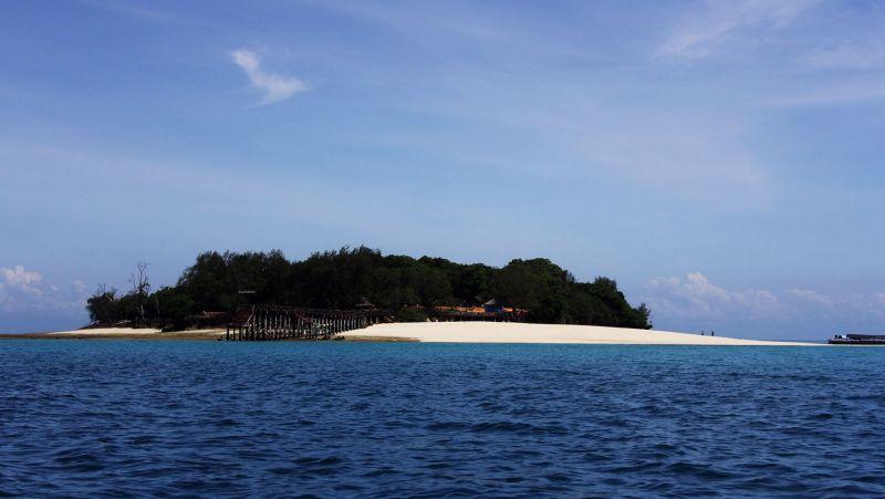 Острова архипелага Занзибар в Индийском океане.