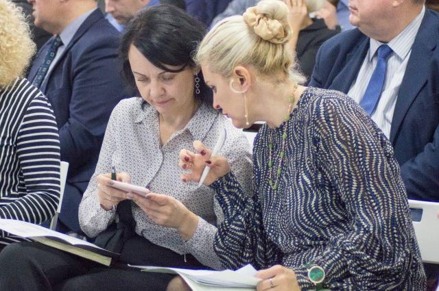 В Ванино проходит муниципальный этап  Гражданского форума.