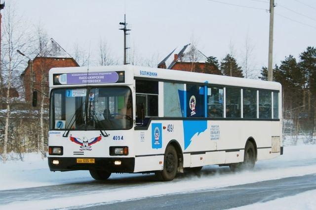 Автобусы Ноябрьска переходят на летнее расписание с 1 мая
