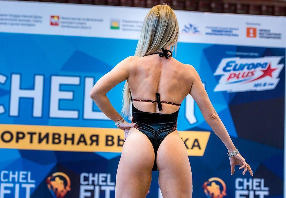 Спортсменка направления «Фитнес-модели»