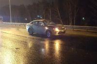 Подробности смертельного ДТП с пешеходом на трассе Оренбург-Орск