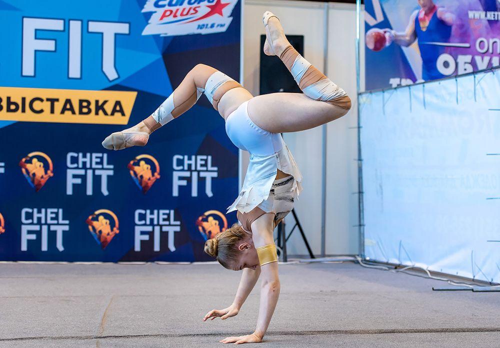 Показательные выступления Федерации бодибилдинга Челябинской области