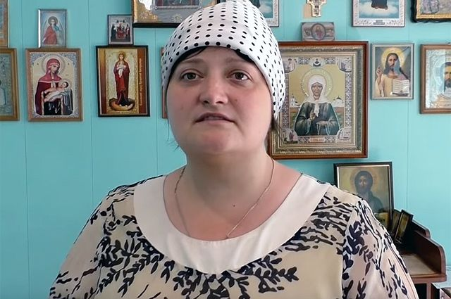 Ольга Пивоварова.