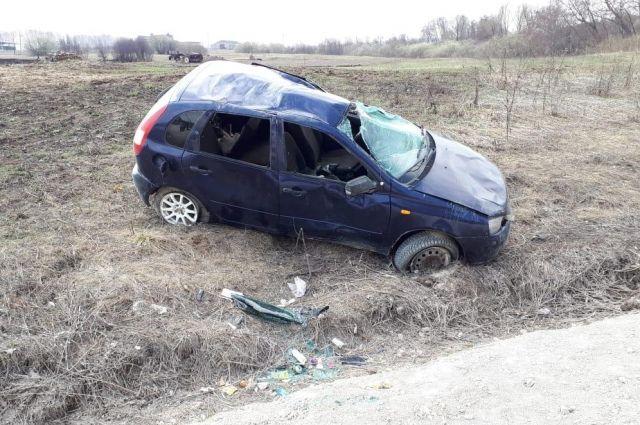 В Северном районе из-за пьяного водителя пострадал 15-летний пассажир