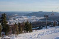 Шерегеш известен как горнолыжный курорт с 2000-х годов.