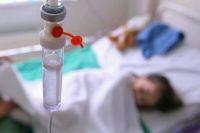 Ребёнок поступил в больницу около семи часов утра.