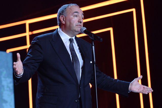 Президент «Кинотавра», продюсер Александр Роднянский.