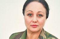 Марина Красина-Земляная.