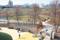 80 процентов посетителей спорткомплекса Олимпийской деревни – дети.