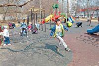 В 2018 году в районе отремонтировано 6 детских площадок.