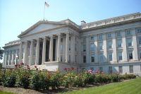 Министерство финансов США.
