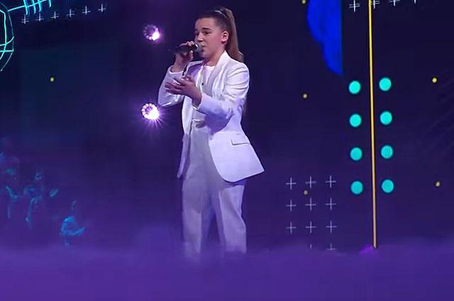 10-летняя дочь певицы Алсу Микелла Абрамова победила в шоу «Голос. Дети».