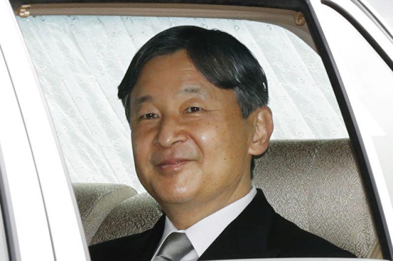 Наследный принц Японии Нарухито.