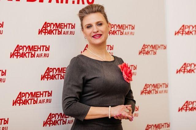 Екатерина Владимировна Осипенко.