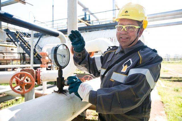 Сорочинские нефтяники добыли 170-миллионную тонну нефти.