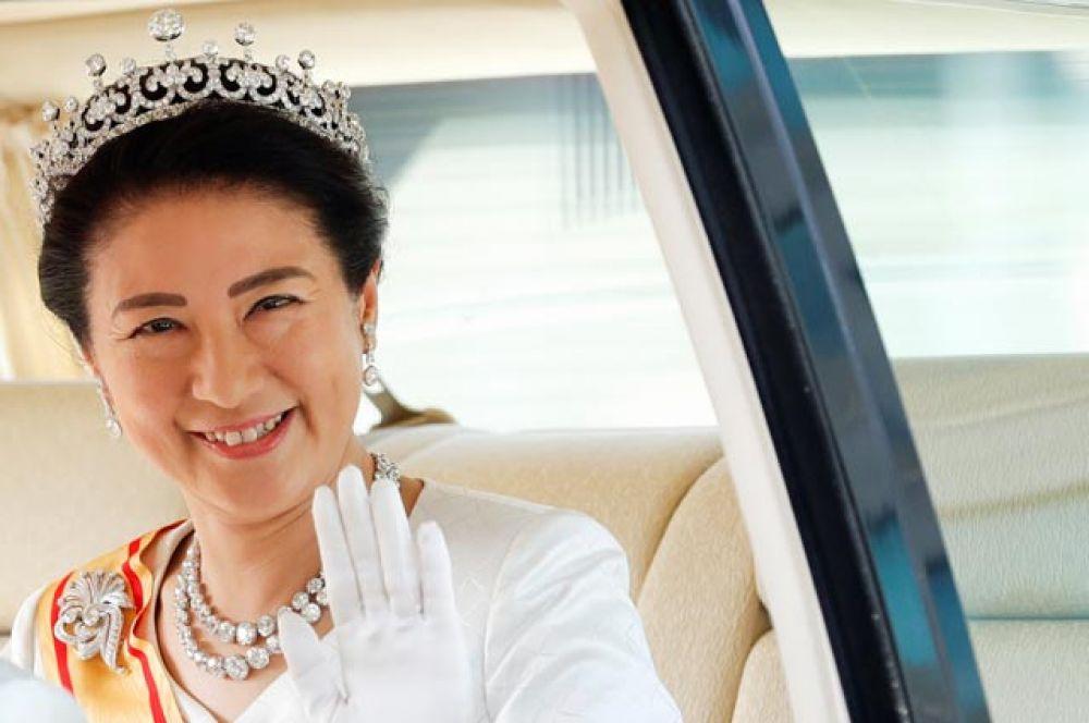 Японская императрица Масако.