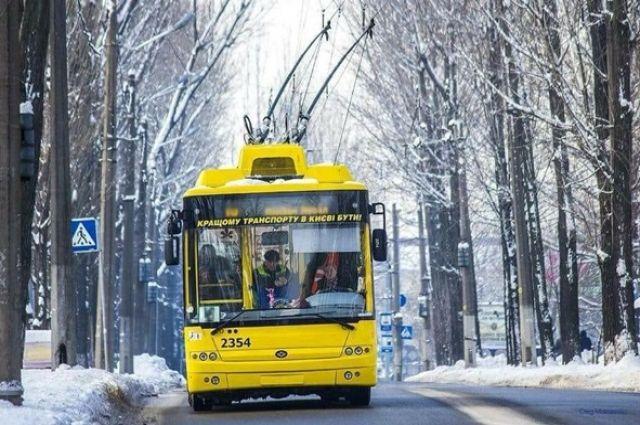 В Херсоне купят троллейбусов на 10 миллионов евро