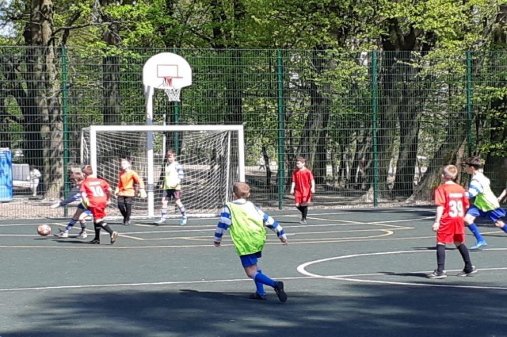 Для детей по-старше - спортивные