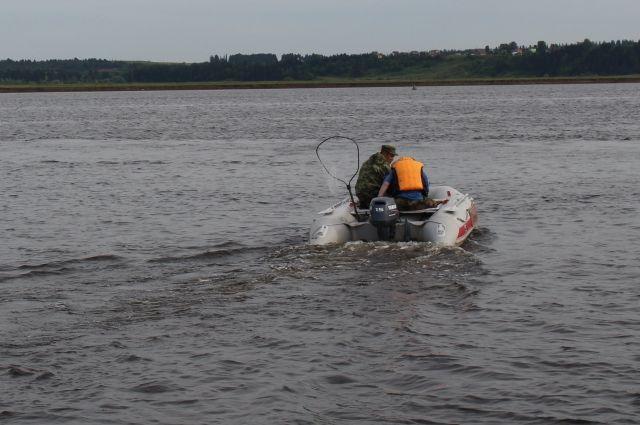 Поиски пропавшего пройдут четвёртого мая на реке Кува.