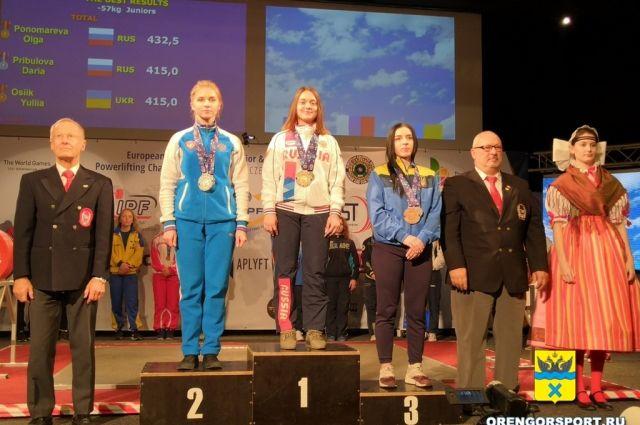 Поздравляем Ольгу с победой и желаем дальнейших спортивных успехов!